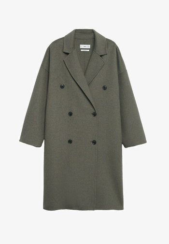 Classic coat - groen