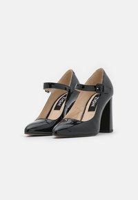 ZIGN Wide Fit - Classic heels - black - 2