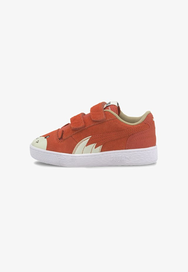 RALPH SAMPSON ANIMALS - Sneakers - paprika-vaporous gray