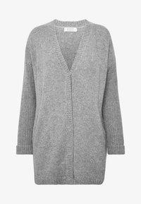 Masai - LAGINA - Cardigan - medium grey melange - 3