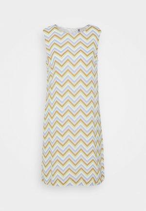 ABITO SENZA MANICHE - Day dress - multi-coloured
