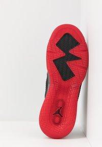 Jordan - MARS 270 - Korkeavartiset tennarit - black/anthracite/gym red - 5