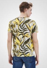 Blend - Print T-shirt - martini olive - 2