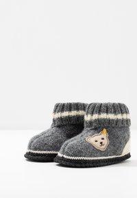 Steiff Shoes - Hjemmesko - grey - 3