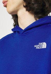 The North Face - RAGLAN HOODIE - Hoodie - blue - 5