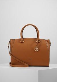 L.CREDI - FELICIA - Handbag - cognac - 0
