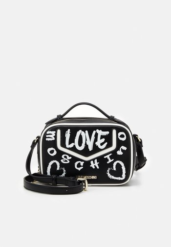 TOP HANDLE GRAFFITI CROSS BODY