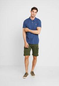 Timberland - Polo shirt - dark denim - 1