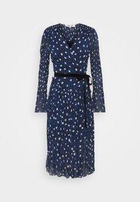 Diane von Furstenberg - ANI - Vapaa-ajan mekko - new navy - 6