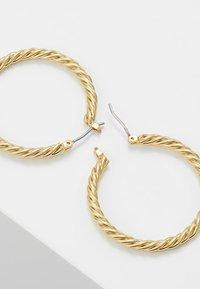Pilgrim - EARRINGS ELSIE - Náušnice - gold-coloured - 2