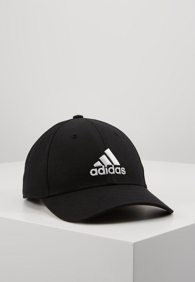 Cap - black/black/white