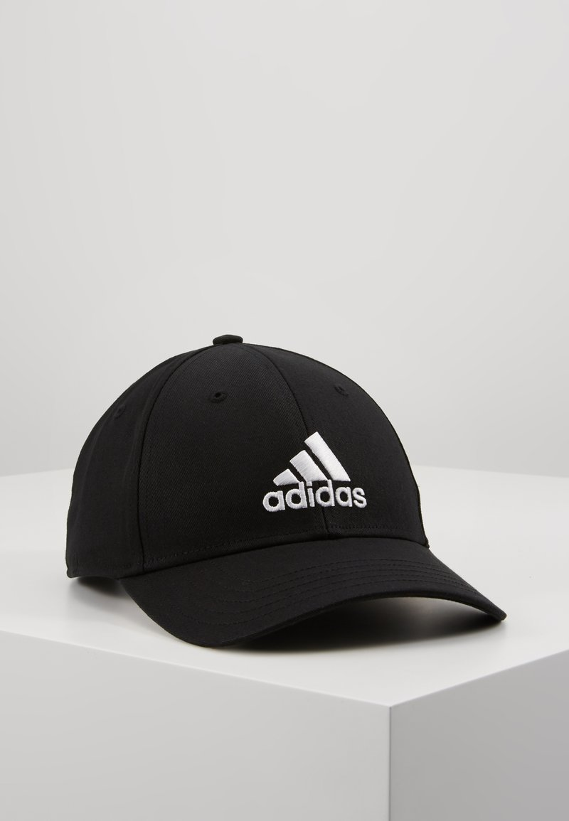 adidas Performance - Gorra - black/black/white