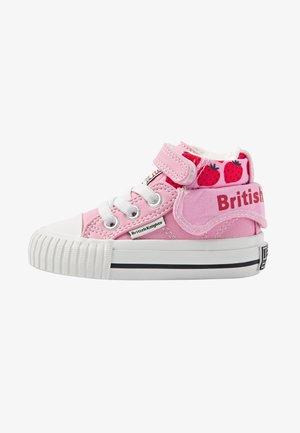 ROCO - Zapatos de bebé - pink/strawberry