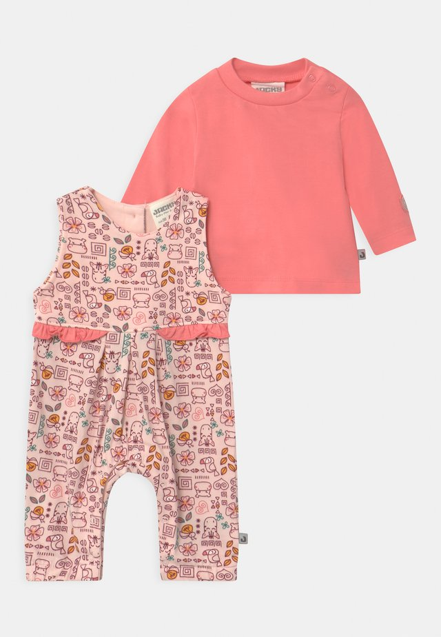 JUNGLE GIRL SET - Jumpsuit - light pink