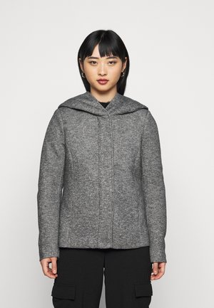 ONLSEDONA JACKET - Summer jacket - dark grey melange