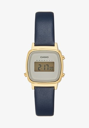 Digital watch - blue