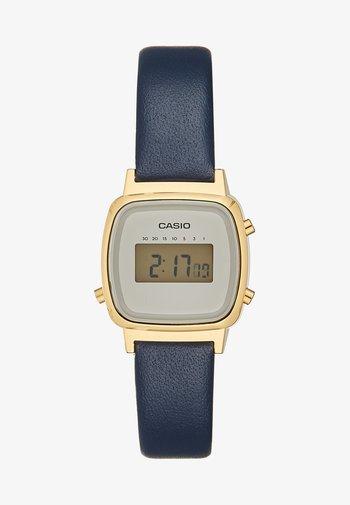 Digital watch - blue