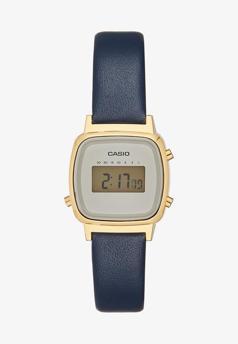 Casio - Digitální hodinky - blue