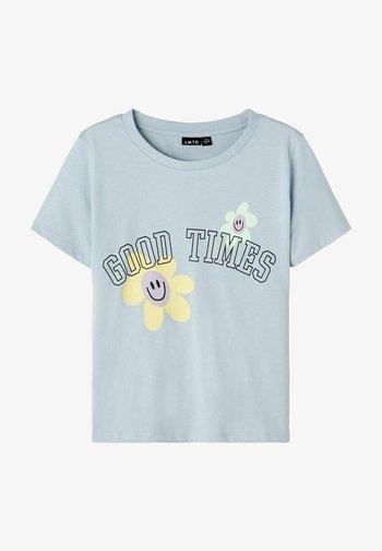 T-Shirt print - skyway