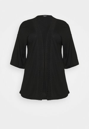 COVER UP - Summer jacket - black