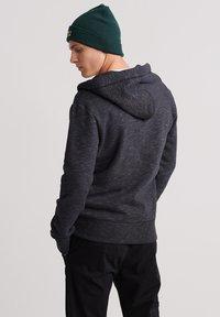 Superdry - Zip-up hoodie - black - 2