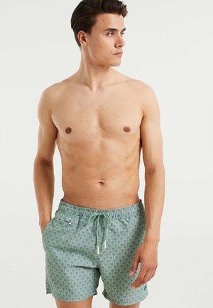 MET PALMBOMENDESSIN - Swimming shorts - green