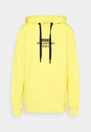 ICON HOODIE - Hoodie - yellow