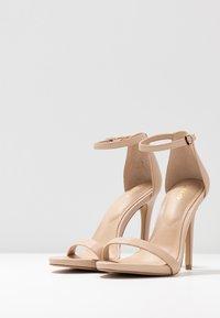 ALDO - CARAA - Korolliset sandaalit - bone - 4