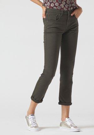 Trousers - muschio