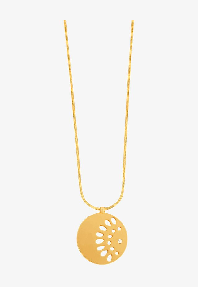 Collier - gold plating