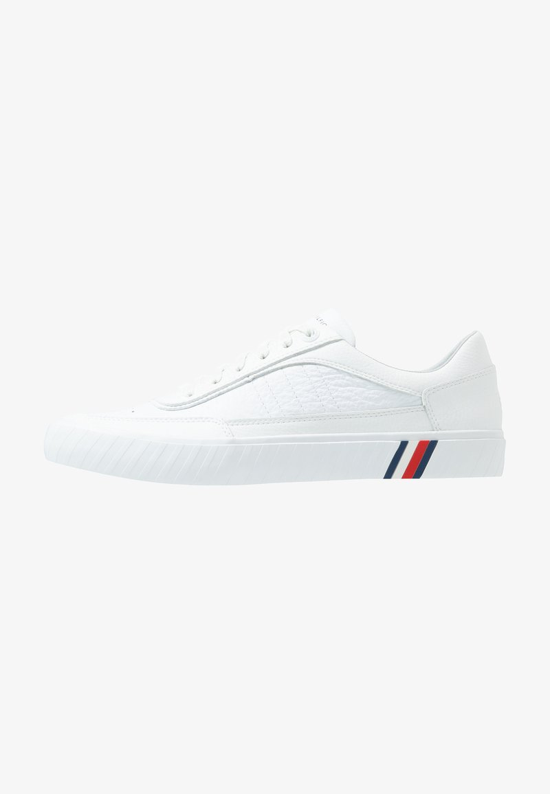 Tommy Hilfiger - CORPORATE  - Sneakers basse - white