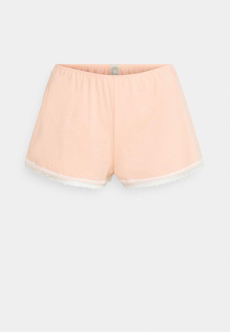DORINA - REST SET - Pyjamas - apricot