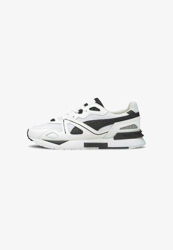 MIRAGE - Sneakers laag - puma white-puma black