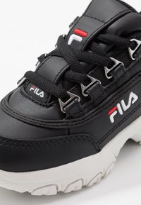 Fila - STRADA KIDS - Zapatillas - black - 2