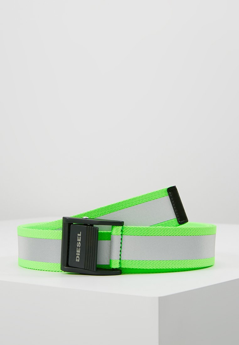Diesel - B-FIRE BELT - Bælter - lime punch