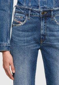 Diesel - Slim fit jeans - medium blue - 3
