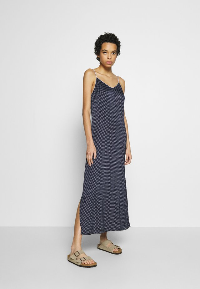 TENNA - Maxi dress - navy