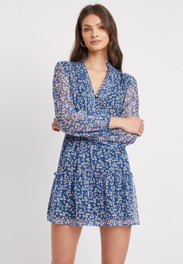 ROBE SUZY - Korte jurk - blue