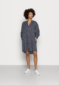 Marc O'Polo - DRESS - Shirt dress - multi - 0