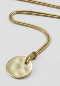 Soko - RIPPLE DISC PENDANT NECKLACE - Collier - gold-coloured - 4