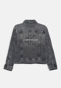 Calvin Klein Jeans - TRUCKER JACKET - Denim jacket - denim - 1
