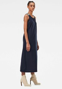 G-Star - UTILITY STRAP DRESS - Day dress - rinsed - 2