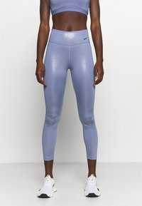 Nike Performance - Tights - world indigo/black - 0