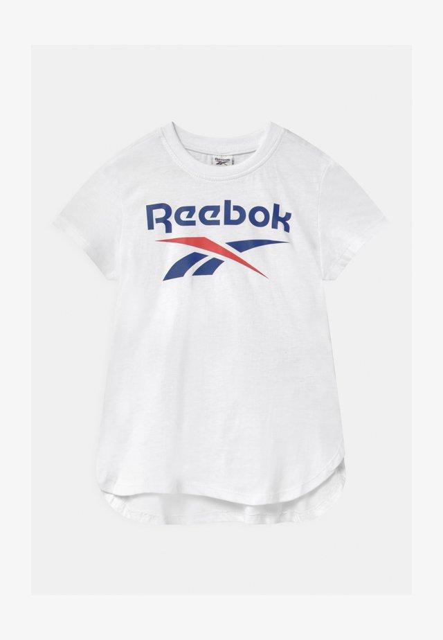CLASSIC - Print T-shirt - white