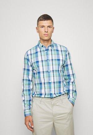 Košile - blue/green