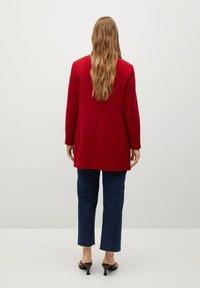 Violeta by Mango - SILVIA - Short coat - rouge - 2