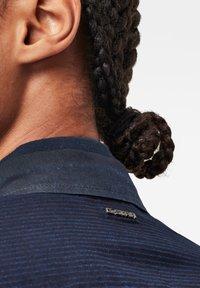 G-Star - REGULAR CARGO RIB LONG SLEEVE - Button-down blouse - rinsed - 3