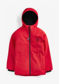 Next - FULLY - Waterproof jacket - red - 0