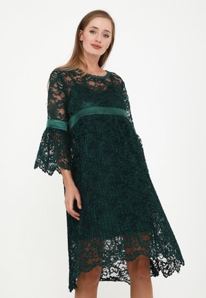 GALAXIA - Robe d'été - grün