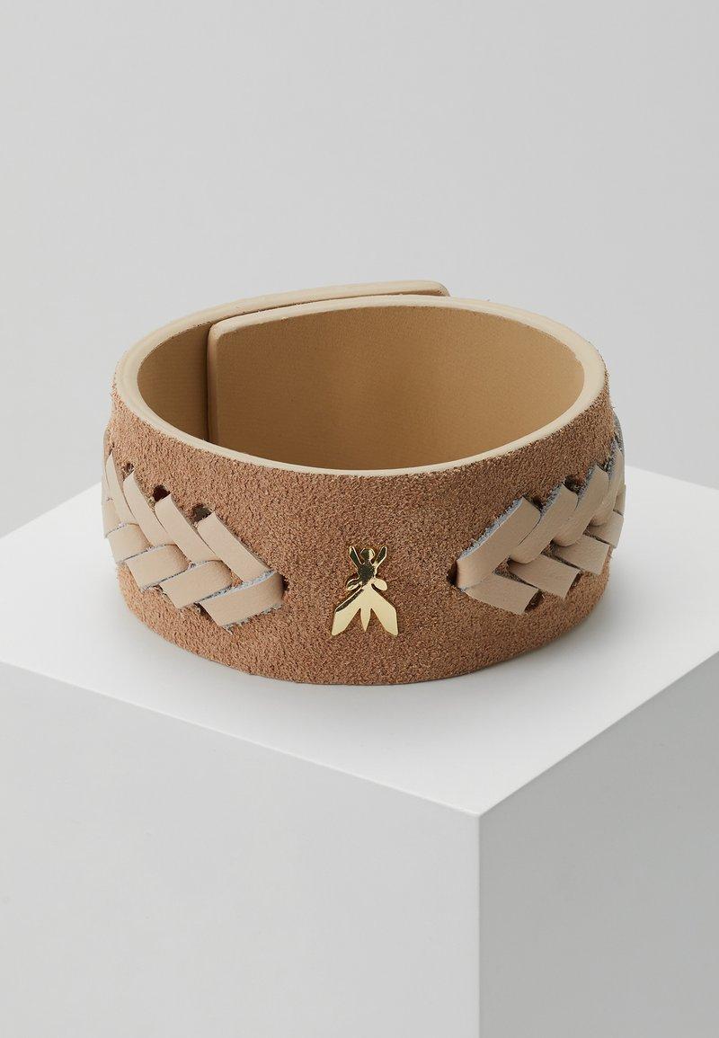 Patrizia Pepe - BRACCIALE  - Armbånd - sand